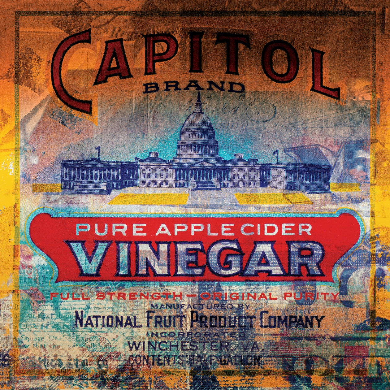Capital Vinegar