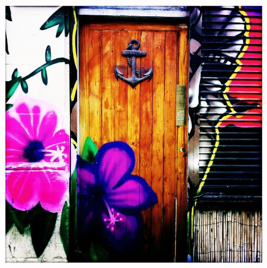 Floral Entrance