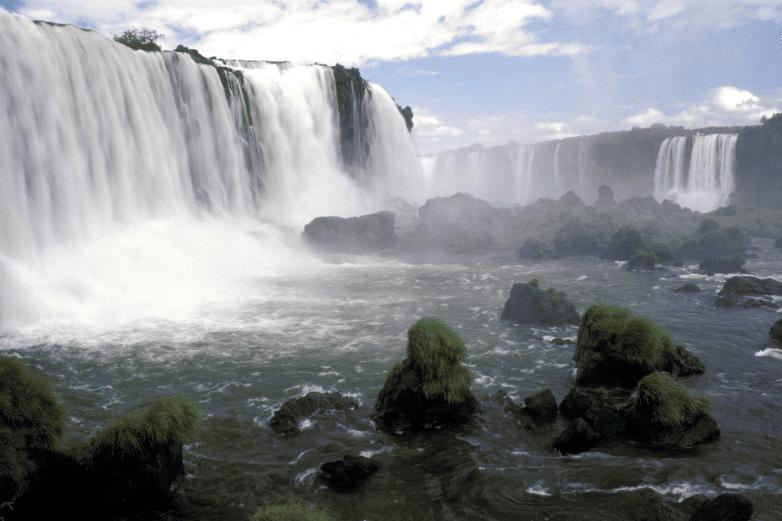 Iguazu Falls Brazil I