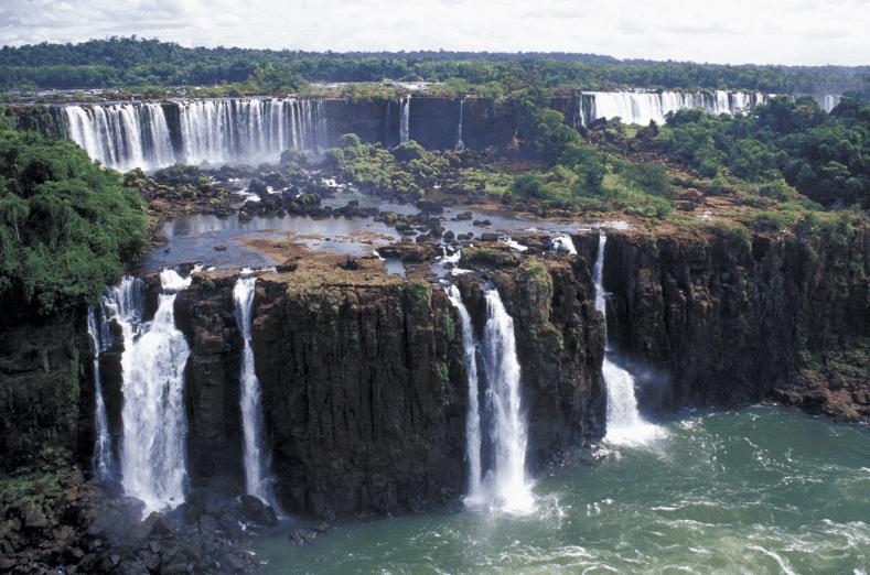 Iguazu Falls Brazil II