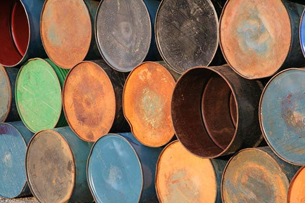 Barrels Of Color
