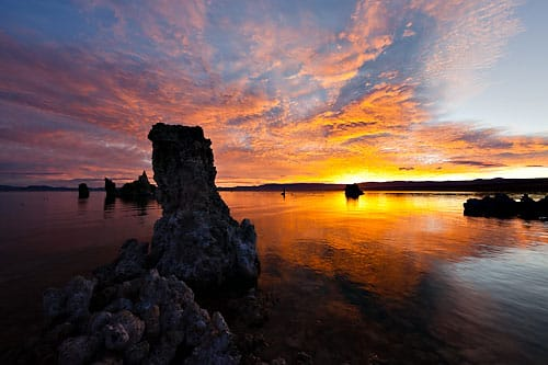 Magical Mono Lake Sunrise