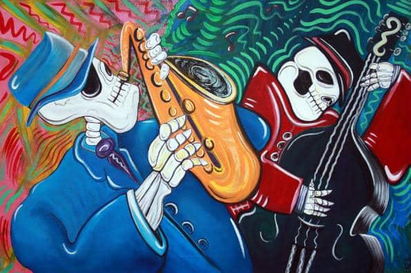 Blue Bones Band