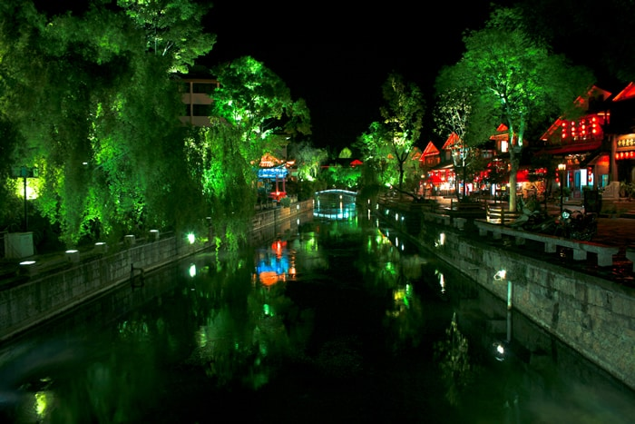 Lijiang River Lights